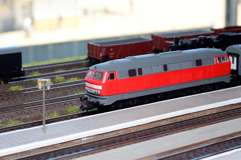 中古の鉄道模型